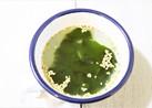 即席わかめスープ