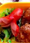 簡単小松菜麺つゆおかか和え お弁当緑野菜