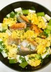 鮭と卵炒め♪簡単