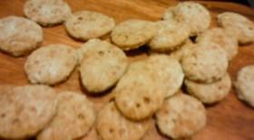 サクサク白ごまセサミクッキー