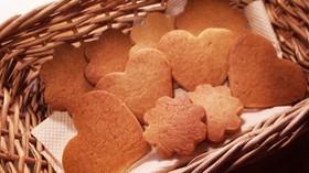 HM&FPで簡単に 型抜きクッキー