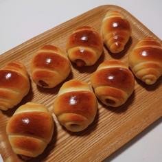 バターロール(好きなパンにしても)