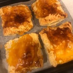 豆乳グラタンパイ 冷凍パイシート