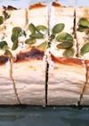 低糖質デーツの豆腐チーズケーキ