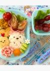 幼稚園お弁当34