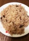 アイリスオーヤマ無加水鍋でお赤飯