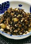 圧力鍋で作る 簡単ひじきの煮物