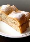 簡単 甘さ控え目✨完熟バナナケーキ