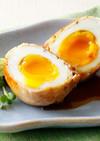 運動会のお弁当に!ゆで卵の肉巻き
