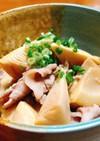 筍と豚バラの中華風うま煮 *☻*