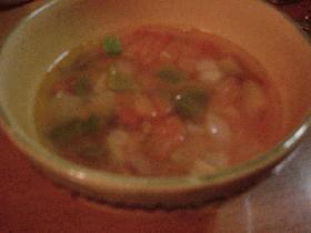 週末スープ