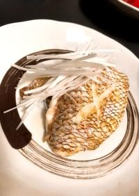 グリルを使わず焼き魚
