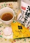 風邪に❗沖縄黒糖プラス➕しょうが紅茶☺⛄
