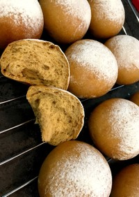 低糖質☆ふわふわ〜ブランパン
