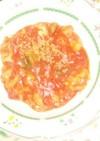 超簡単(^q^)トマト缶で鶏肉のトマト煮