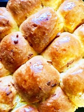 ガーリックバターのちぎりパン ふわん