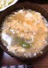 簡単 卵スープ