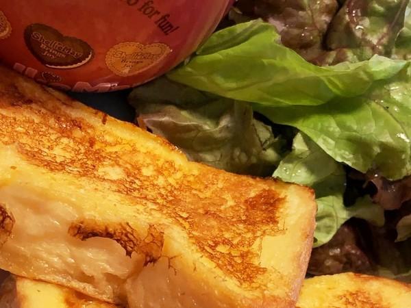 美味しい食パンで!簡単フレンチトースト