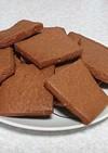 【牛乳・卵不使用】簡単濃厚チョコクッキー