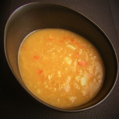 彼が喜ぶラマダンの豆スープ