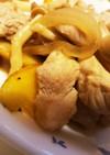 アップルジンジャーポークの生姜焼き