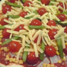 基本のピザ