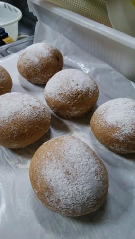 全粒粉100% 低温発酵ハードパン
