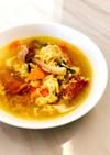 これがうちの究極ダイエットスープ