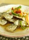 【野菜とお魚大量消費】小鯵の南蛮漬け