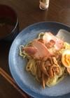 ランチ♪つけ麺♪市販の生麺スープ付き