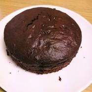 ココアパウンドケーキケーキ