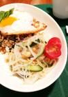 タイ風春雨さっぱりサラダ