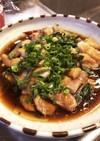 レンチン簡単★鶏チャーシュー