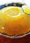 自家製柚子酵素deコラーゲン柚子ゼリー
