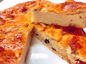 チーズケーキ♡糖質制限