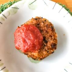 お弁当サイズ!胡麻衣のスコッチミニトマト