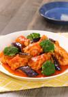 鶏手羽元のトマト煮