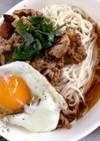 箸が止まらない!スタミナ満点♧ガッツリ麺