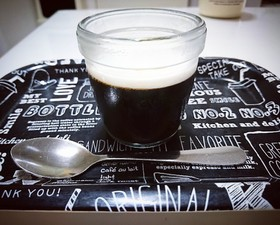 プルプルコーヒーゼリー
