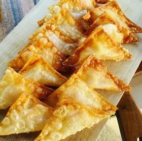 ハムチーズ揚げ