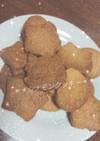 簡単シナモンクッキー♪