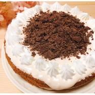 節約ꕤ塩キャラメル&パリパリチョコケーキ