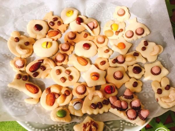 子供と一緒に作る♡簡単型抜きクッキー♪♪