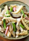 筍と豚ばら肉の炒め煮