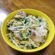 お料理一年生の簡単❤時短❤親子丼❤