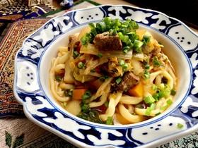 ウズベキスタン♡ラグマン伝統の麺料理