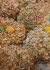 オーブン使用:業務スーパー野菜コロッケ