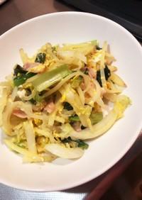 野菜たっぷり☆簡単美味しい野菜炒め