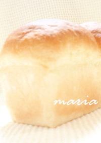 ふわふわ◎ホエーのミニ食パン