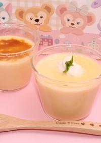 低糖質 レンチン 豆乳プリン 超簡単